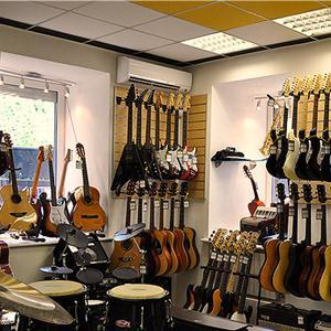 Музыкальные магазины Сысерти
