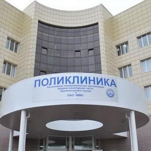 Поликлиники Сысерти