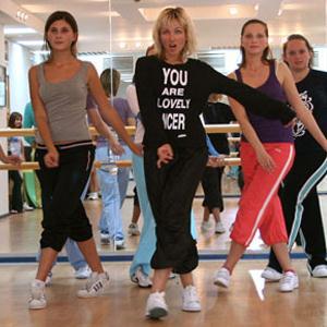 Школы танцев Сысерти