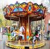 Парки культуры и отдыха в Сысерти