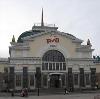 Железнодорожные вокзалы в Сысерти