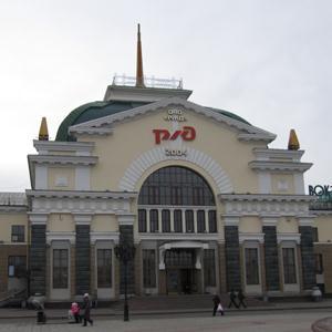 Железнодорожные вокзалы Сысерти